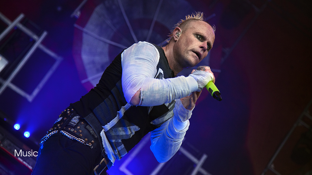 IMG 9775 Keith Flint The Prodigy T in the Park StrathAllen Castle by cotswolds photographer Andrew Ogilvy Photography v2