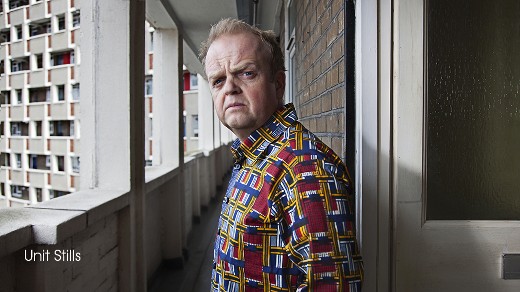 BAFTA Winner Toby Jones Carl 16 9 Kaleidoscope Rupert Jones photographed by Andrew Ogilvy Photography 1