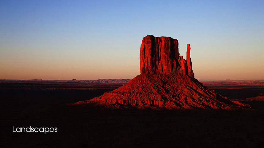 Monument Valley Arizonia Utah photographed by landscape photographer Andrew Ogilvy photography a v4