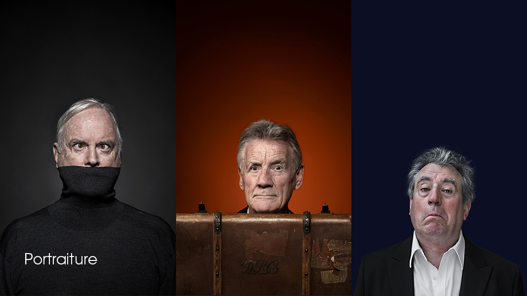 D46A9774 John CLEESE Michael PALIN Terry JONES Oxford Playhouse portrait by Cotswold Photographer Andrew Ogilvy Photography v2