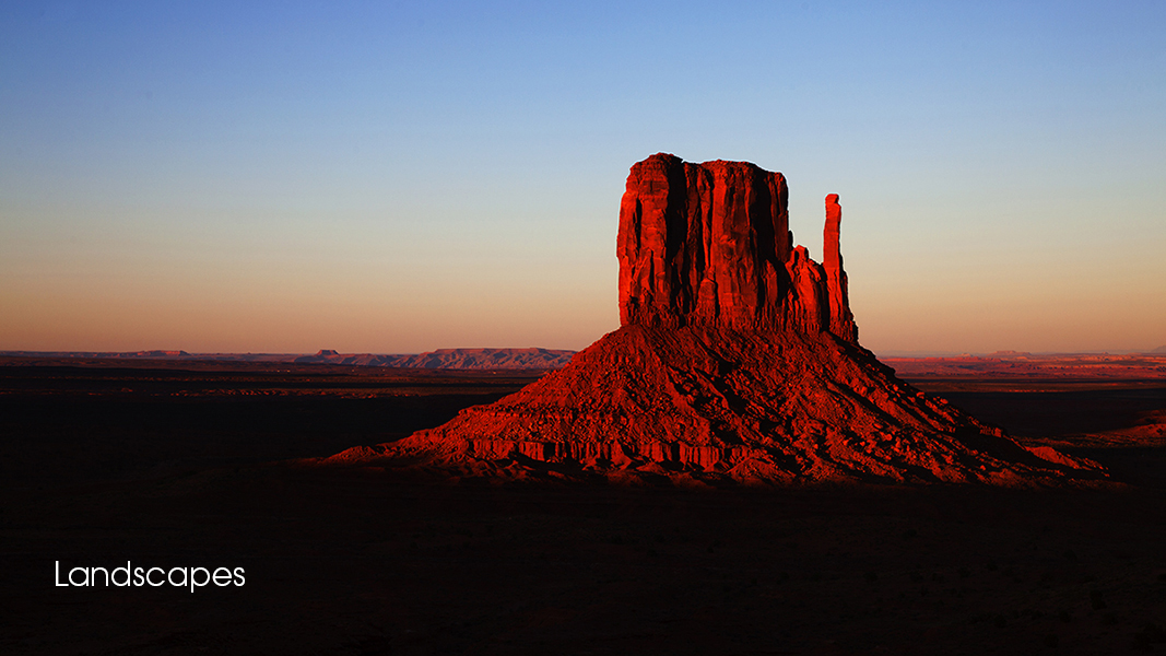 Monument Valley Arizonia Utah photographed by landscape photographer Andrew Ogilvy photography a v7